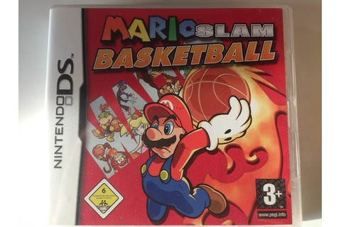 Nintendo DS game: Mario Slam Basketball - Catawiki