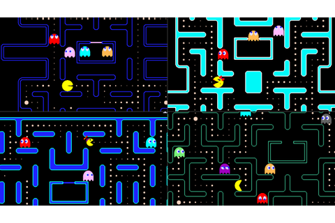PacMan 5 - A faithful remake by elPatrixF (@elPatrixF) on ...