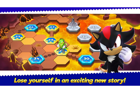 Sonic Runners Adventure is now available on the Play Store ...