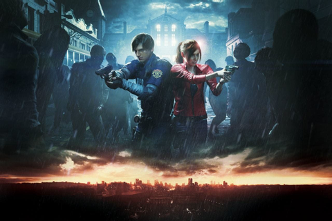 Resident Evil 2 Has Second Highest Concurrent Player Count ...