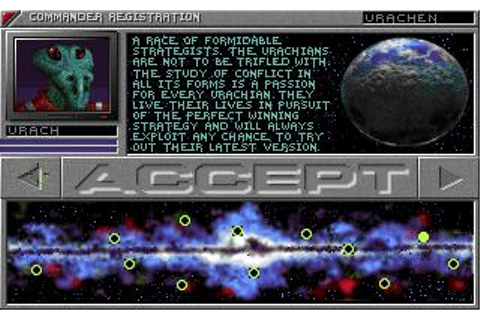 Command Adventures: STARSHIP Download (1993 Arcade action ...