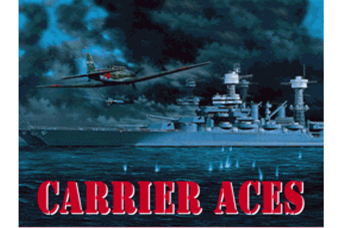 Carrier Aces Screenshots | GameFabrique