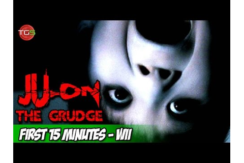 Ju-On - The Grudge - Wii The First 15 Minutes! - YouTube