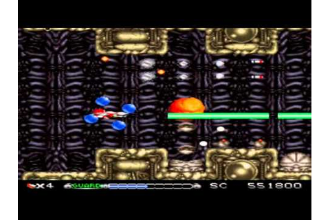 SNES Gameplay: Biometal (Longplay) - YouTube