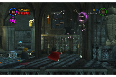 Download Game Lego Harry Potter - Years 1 - 4 PSP Full ...