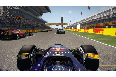 F1 2014 versus F1 2015 – Old-Gen versus Current-Gen F1 ...
