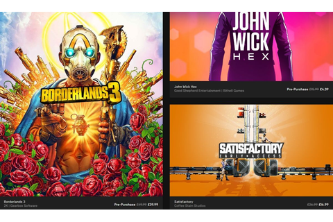 The Epic Games Store's first big sale is live, includes a ...