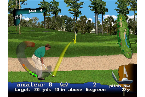 PGA 97 Download Game | GameFabrique