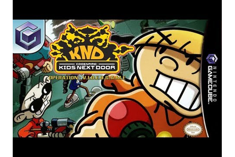 Longplay of Codename: Kids Next Door: Operation V.I.D.E.O ...