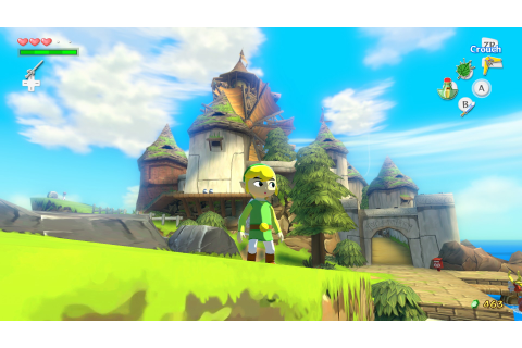 The Legend of Zelda: The Wind Waker HD Review | RPG Site