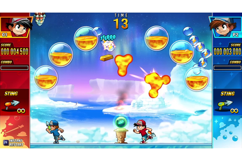 Download Pang Adventures Full PC Game