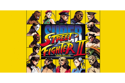 Super Street Fighter™ II Turbo Revival | Game Boy Advance ...