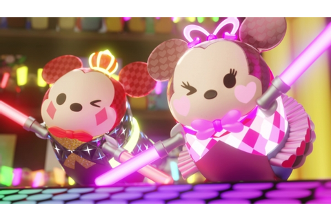 Disney Tsum Tsum Festival E3 2019 trailer, screenshots ...