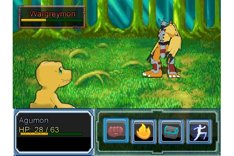 Digimon League by Khyze (@Khyze) on Game Jolt