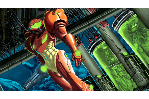 Metroid Fusion Wallpapers - Wallpaper Cave