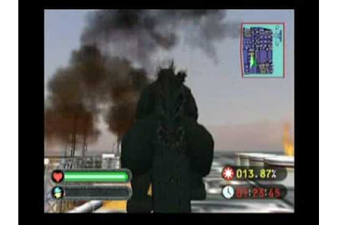 Godzilla Generation (Zilla in this game) - YouTube