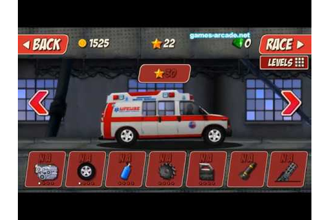 Death Chase game by Gametornado & Miniclip - YouTube