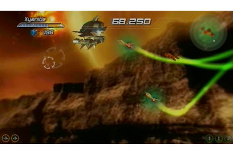 Download / Télécharger Xyanide Resurrection psp | Games ...