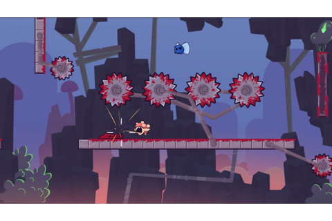 14 Reasons Super Meat Boy Forever Looks Like A Great ...