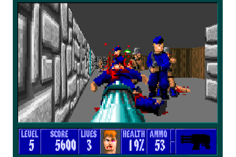 Download Wolfenstein 3D | DOS Games Archive