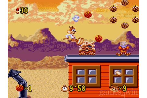 Bubsy Download on Games4Win