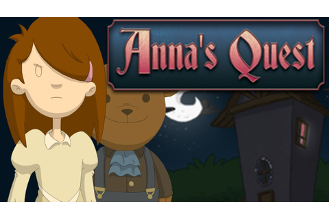 Anna's Quest Full Chapter 1! Awesome Point and Click ...