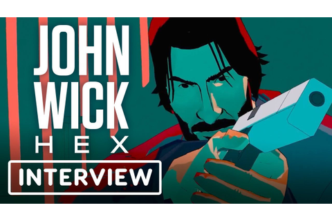 John Wick Hex - Keanu Reeves Video Game Revealed! - YouTube