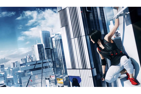New Mirror's Edge Game Officially Titled Mirror's Edge ...