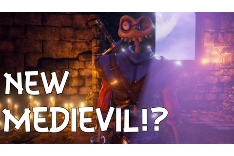 Is There a New MediEvil Game Coming for PS4!? - YouTube