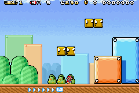 Super Mario Bros. 3 Screenshots | GameFabrique