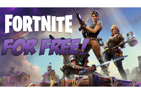 FORTNITE [FREE DOWNLOAD] (3 STEPS) 2017 - YouTube