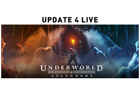 Underworld Ascendant on Steam