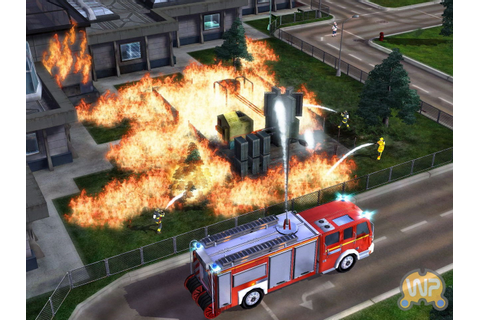Fire Department 3 - Karta hry | Games.cz