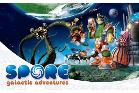 Spore Galactic Adventures Game Wallpapers | HD Wallpapers ...