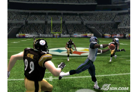 Madden 07 Screenshots, Pictures, Wallpapers - Wii - IGN