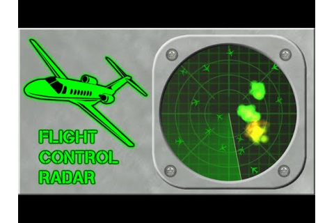 Flight Control Radar - insanely addictive game - YouTube