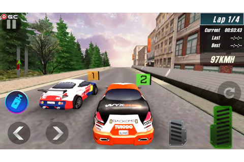 Real Racing 3d - Speed Car Lap Racing Games - Android ...