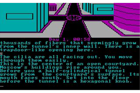 Rendezvous with Rama Download (1985 Adventure Game)
