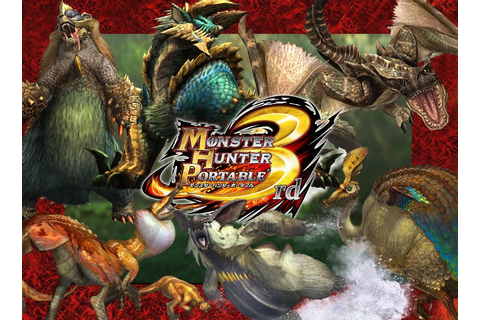 Monster Hunter Portable 3rd: Monster Hunter Portable 3rd Maps