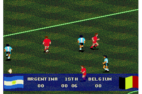 Play Pele II – World Tournament Soccer Online - Play All ...
