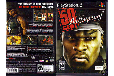 Download Game 50 Cent Bulletproof PC