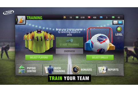 Top Eleven 2017 - Be a Soccer Manager - Android Apps on ...