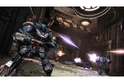 Free Download PC Games Transformers - War For Cybertron ...