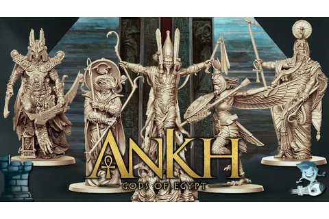 Ankh: Gods of Egypt First Impressions - with Roy Cannaday ...