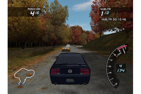 Ford Racing 3 PC Game - Identi
