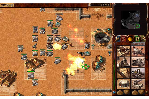 Download Dune 2000 (Windows) - My Abandonware