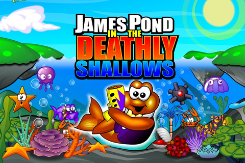 App Shopper: James Pond in the Deathly Shallows (Games)