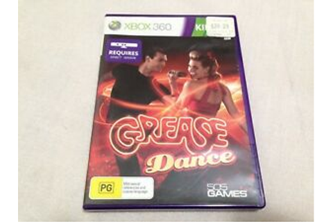 Grease Dance - Xbox 360 Game | eBay