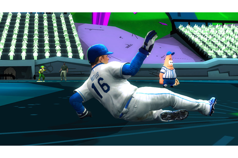 Amazon.com: Nicktoons MLB - Nintendo Wii: Video Games
