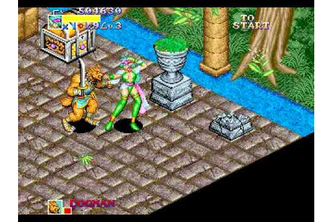 Light Bringer \ Dungeon Magic (ARCADE) - YouTube